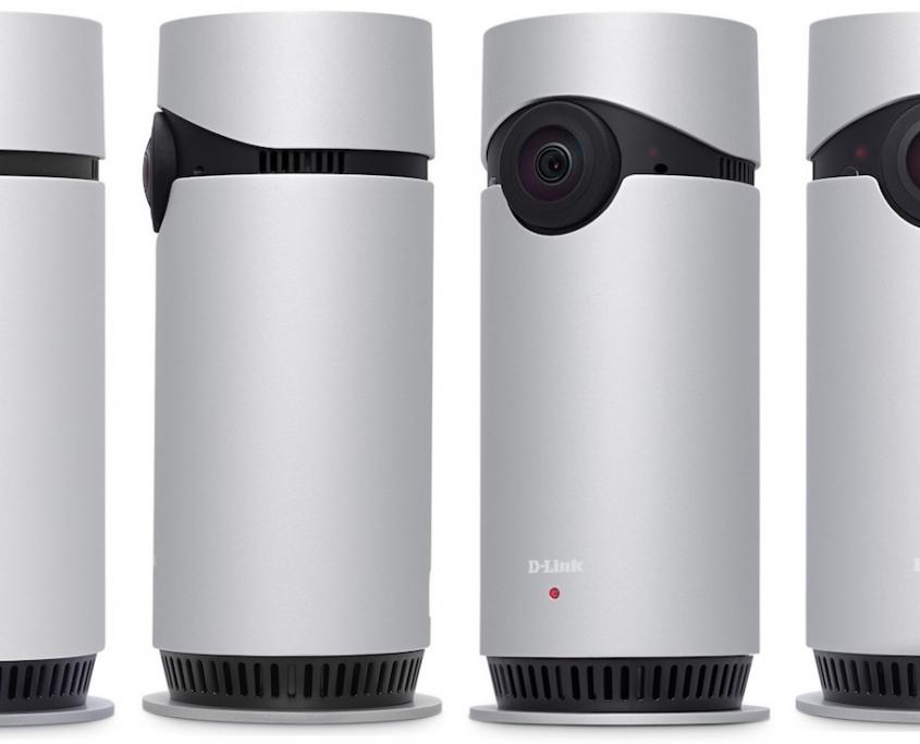 اولین دوربین امنیتی اپل
