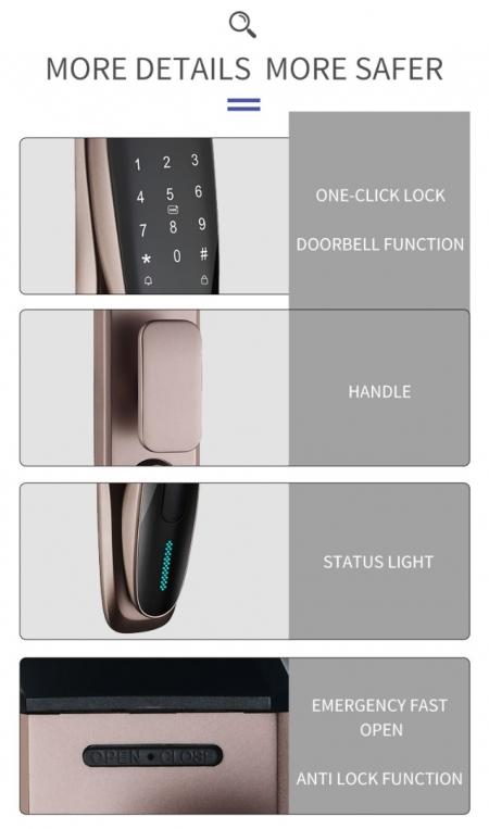 قفل در هوشمند